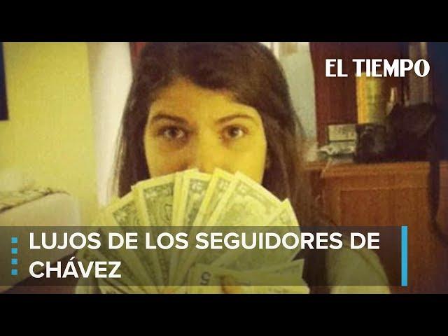 La vida de ricos del Chavismo | EL TIEMPO
