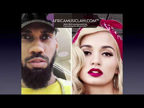 Entertainment Law: Pia Mia Accused of Stealing Nigerian Rapper Phyno's Song