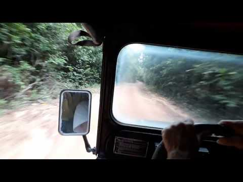 Phu Quoc Jeep Tour with Australian in National Park