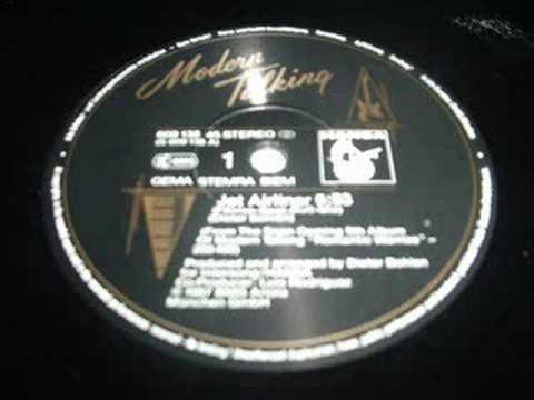 Modern Talking - Jet Airliner [Fasten-Seat-Belt-Mix] (1987)