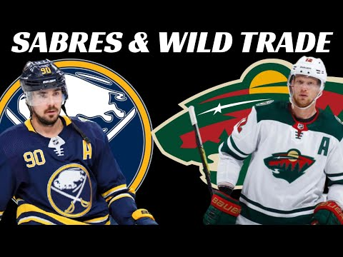 NHL Trade - Wild & Sabres Swap Players