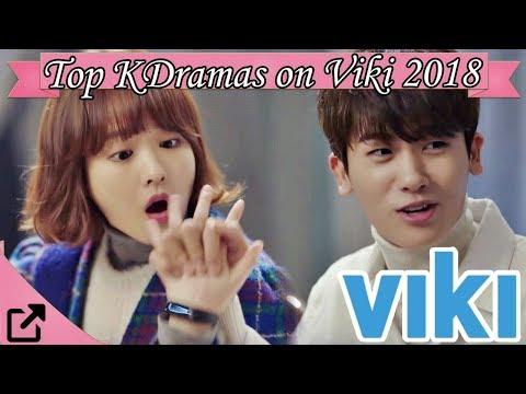 Top Korean Dramas on Viki 2018 - YouTube