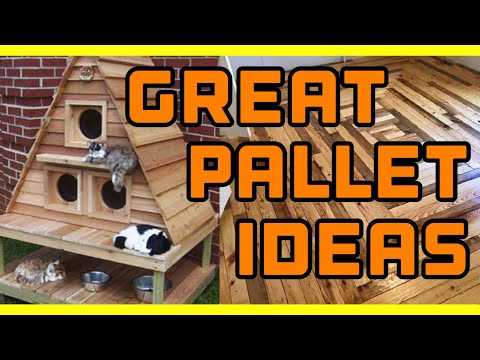 Pallet Wood Projects – DIY