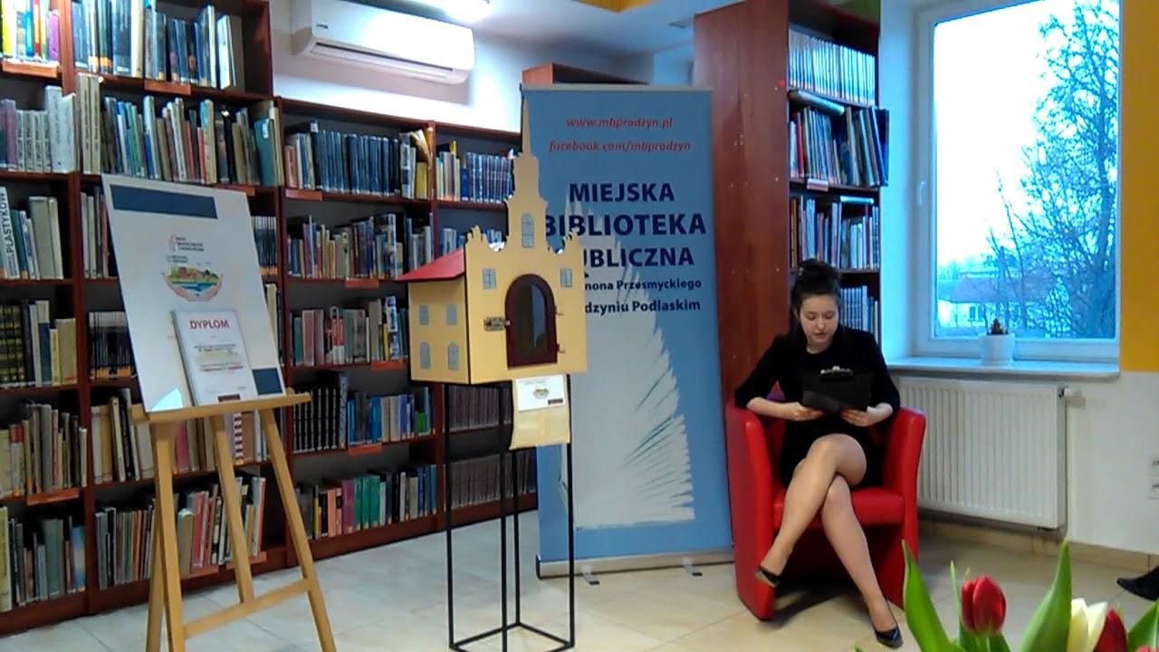 Weronika Wronowska Wiersz Historia