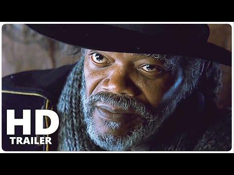 THE HATEFUL EIGHT Trailer Teaser GERMAN DEUTSCH | Quentin Tarantino Film 2016