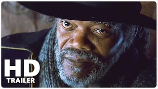 THE HATEFUL EIGHT Trailer Teaser GERMAN DEUTSCH | Quentin Tarantino Film 2016