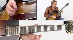 Western Swing Guitar Lesson - The 5-Of Rule - Raymond Nijenhuis