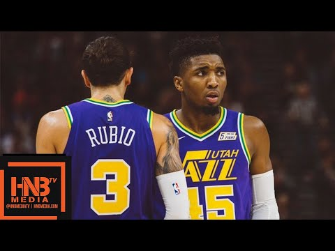 Dallas Mavericks vs Utah Jazz Full Game Highlights | 11.07.2018, NBA Season