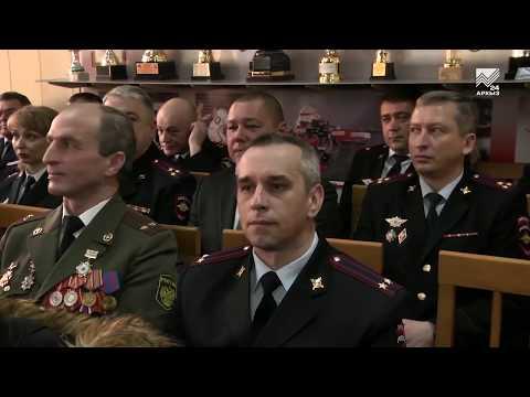 Наградное оружие вручили лучшим полицейским Карачаево-Черкесии