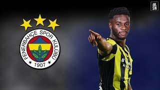 Jonathan Bamba | 2018 | Welcome to Fenerbahçe? | Sublime Dribblings and Goals | HD