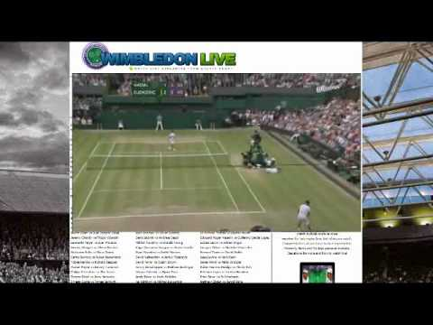 Watch Wimbledon 2012 Live Online