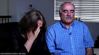 YouTube shooting suspect's parents give tearful reflection