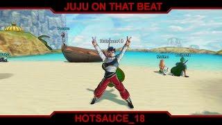Juju On That Beat - Dragon Ball Xenoverse 2 - Hotsauce18