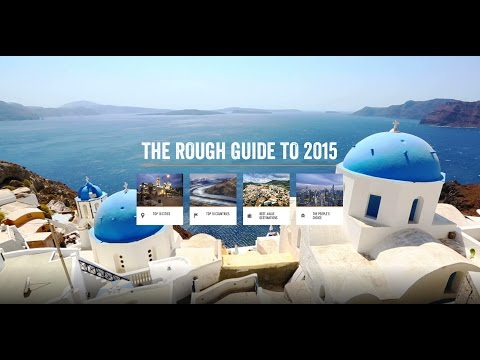 The Rough Guide to 2015
