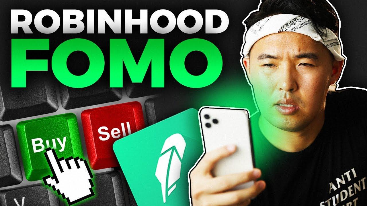 Dividend Stock Investing FOMO on Robinhood App 2020(Investing for beginners)