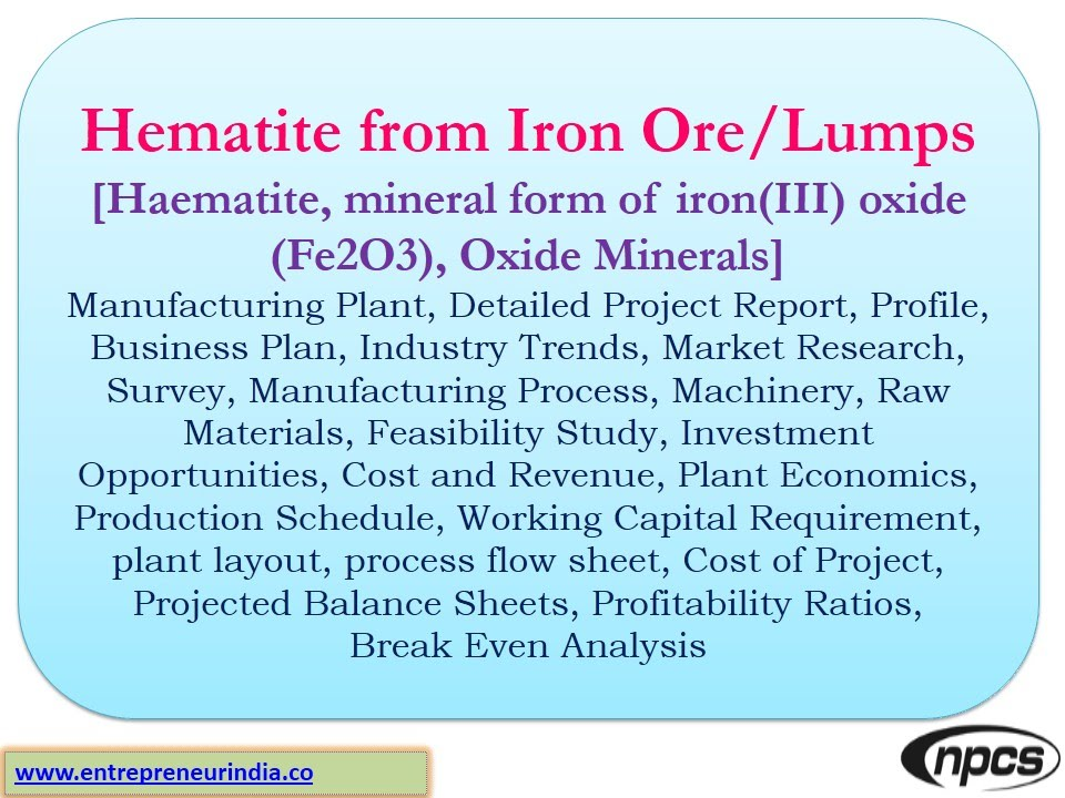 Hematite From Iron Orelumpshaematite Mineral Form Of Ironiii