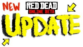 NEW RDR2 online Update Overview! Red Dead Redemption 2 Online's NEW Update! RDR2 Online New Update
