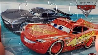 Cars 3 Disney Pixar Lightning McQueen 20 Kinder Surprise Eggs Capsule