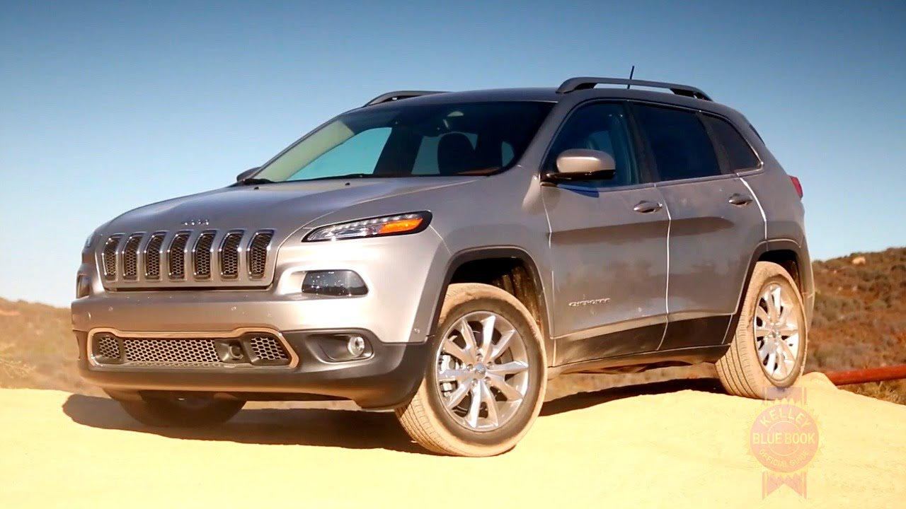 Kelley Blue Book Jeep >> 2016 Jeep Cherokee - Review and Road Test - YouTube