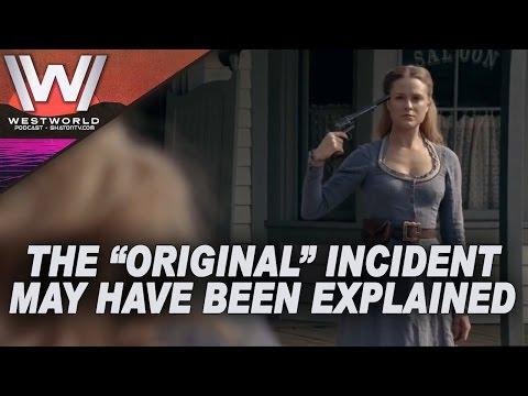 Westworld (HBO) Episode 8 - The Original Incident Explained