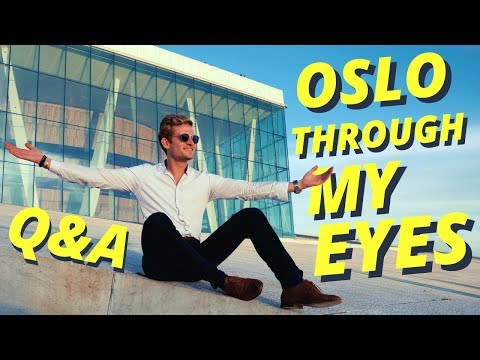 Q&A DURING MY LAYOVER | FOLLOW ME TO OSLO