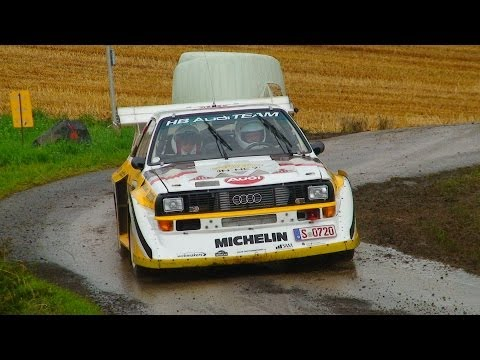 BEST OF HISTORIC RALLY CAR pure sound HD