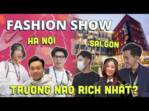 Bóc giá outfit Richkid RMIT Hà Nội vs Sài Gòn: Mặc 125 triệu đi học!