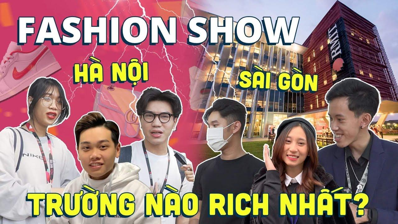Bóc giá outfit Richkid RMIT Hà Nội vs Sài Gòn: Mặc 125 triệu đi học!   Thời trang nam và những thông tin liên quan