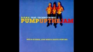 D.O.N.S. Feat. Technotronic- Pump up the jam (Boyz-r-us remix)