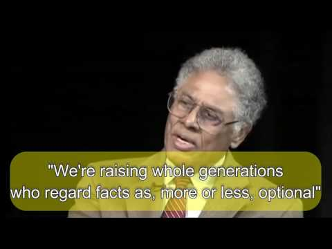 Thomas Sowell On Millennials