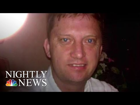 U.S. Navy Veteran Has Been Imprisoned In Iran For Months, Mother Says | NBC Nightly News