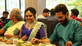 Actress Mridula Vijay Wedding Engagement With Yuva Krishna - Kerala9.com