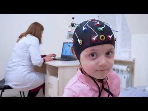 """ЭЭГ детям - необходимость проведения? Невролог поликлиники """"Целитель"""""""