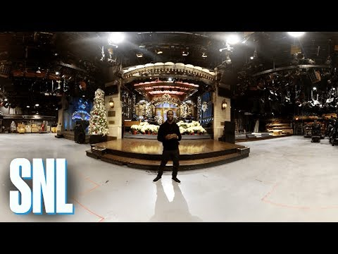 Kevin Hart's 360° Tour of Studio 8H - SNL