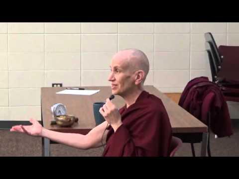 Life as a Western Buddhist nun