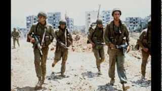 War in Lebanon 1982-- Lebanon boker tov /Война в Ливане1982