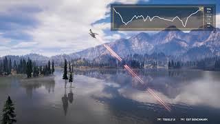 Far Cry 5  - GTX 1080 - I7 7700K - Ultra Settings - PC - Benchmark