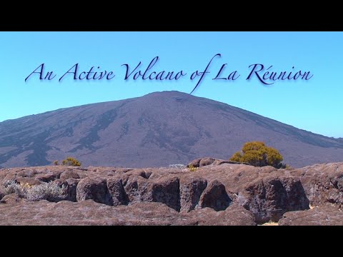 Reunion Island's Extraordinary Volcanic Geography Has Visitors Bedazzled