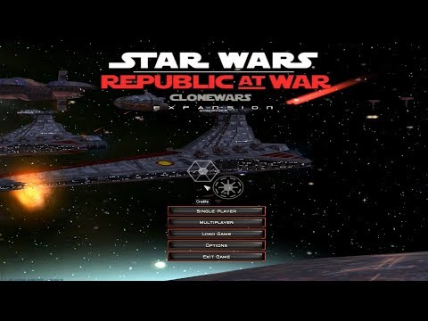 "NEW SERIES! Republic At War! ""Clone Wars Ep 1"""