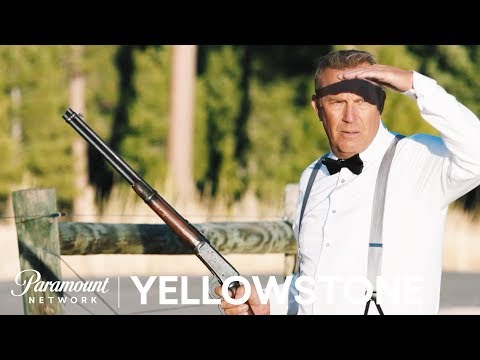 John Dutton vs. Tourists | Yellowstone Season 1 | Paramount Network