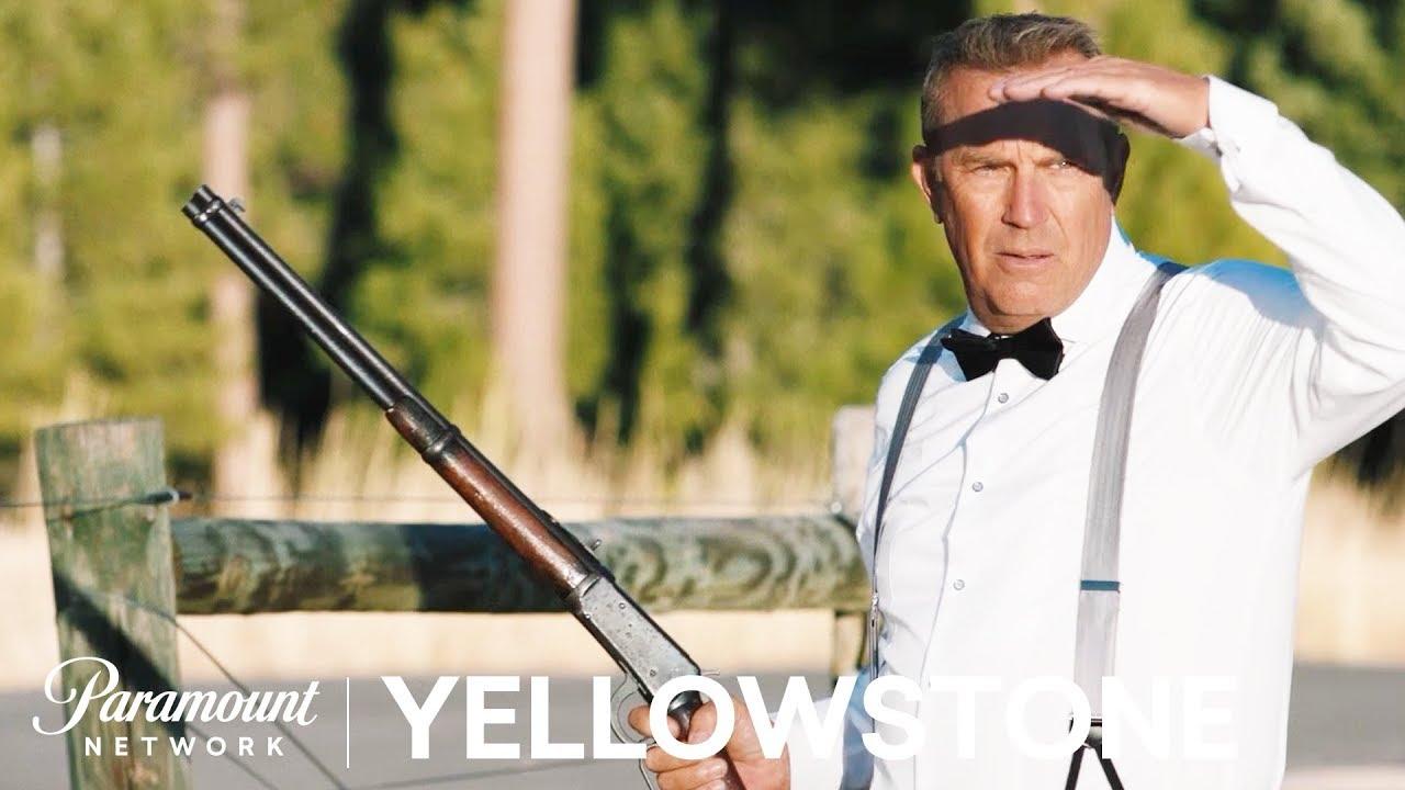 John Dutton vs  Tourists | Yellowstone Season 1 | Paramount Network