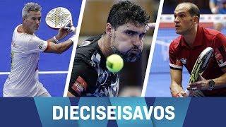 Resumen Dieciseisavos Masculino Lugo Open 2018 [WPT]