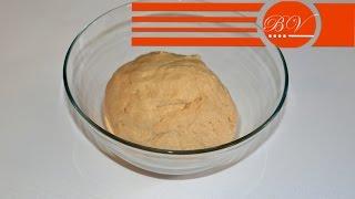 Whole Wheat Flour Dough (using Food Processor)