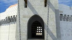 reconstitution 3d du Château Moncade Orthez