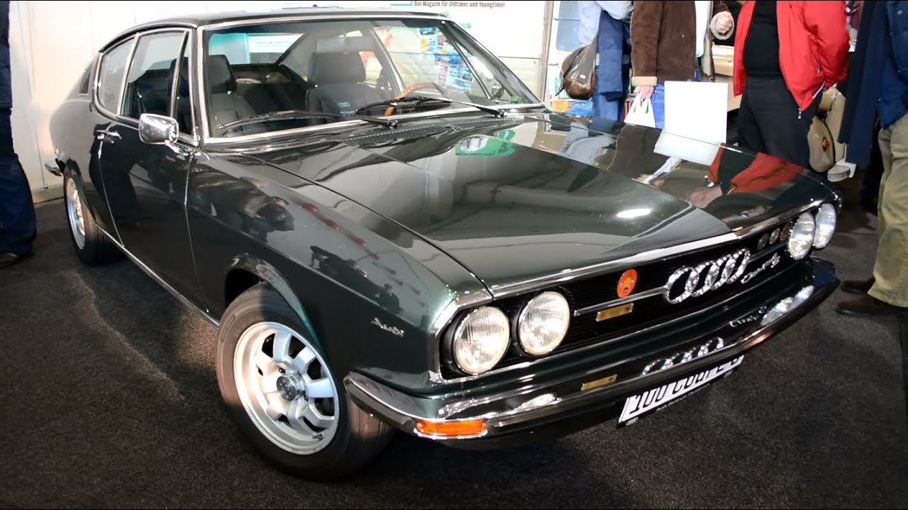 Audi Coupe S YouTube - Audi 100 ls for sale