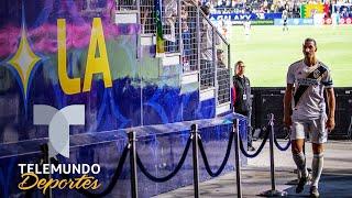 Al puro estilo de Ibra El polmico adis de Zlatan al Galaxy  Telemundo Deportes