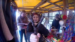 видео Золотая осень в Сигулде