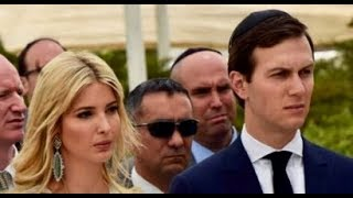 """Friends: Jared & Ivanka are in a """"World Of Sh*t"""" Over Mueller Probe"""