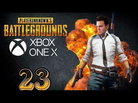 PUBG _ Gameplay en español _ Parte 23 _ Xbox One X _ Solo un pollo, me quede con hambre xd