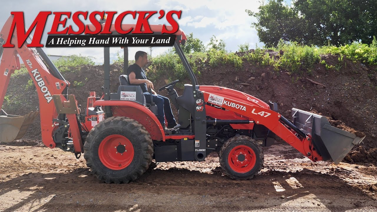 Tractor With Loader Reviews - Product Info